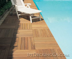 California Decking Tiles