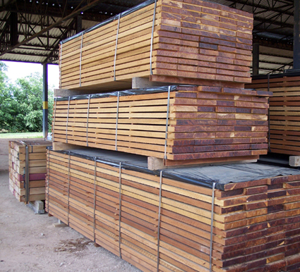 California Wholesale Ipe Decking